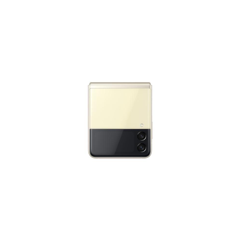 Smartphone Samsung Galaxy Z Flip 3 Crema / 128 Gb / Liberado image number 3.0