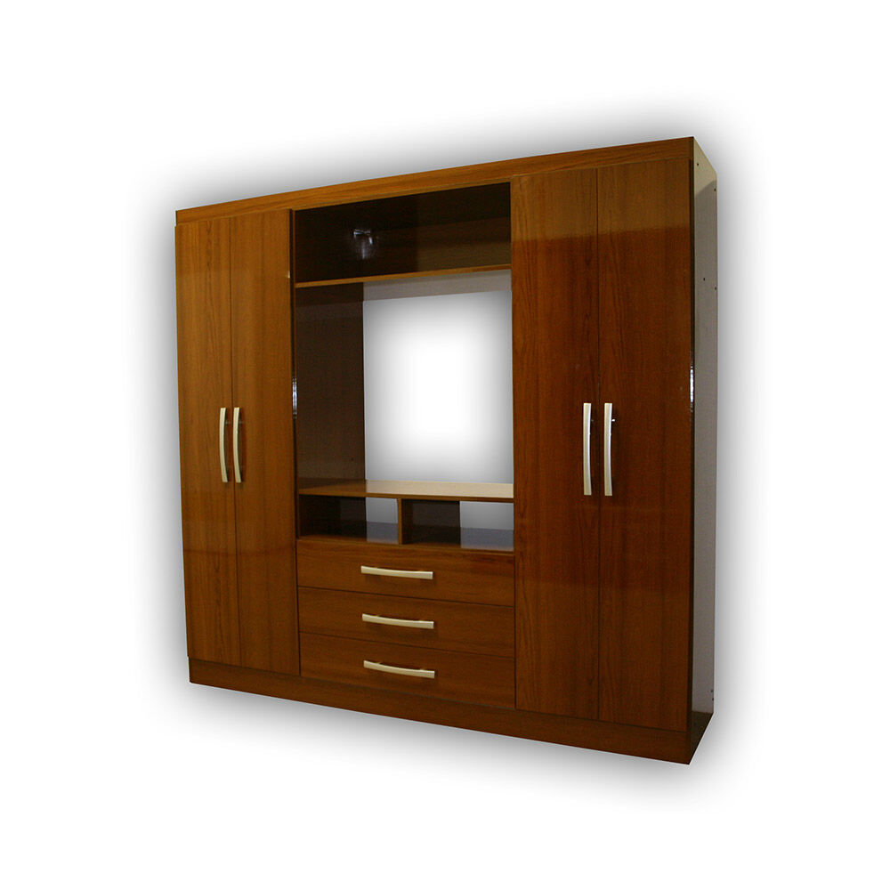 Closet Lcd 32' Yarda S584 / 4 Puertas / 3 Cajones image number 0.0