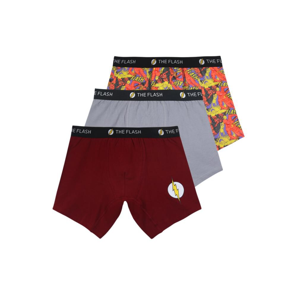 Pack Boxer Hombre Dc Comic / Pack 3 image number 0.0