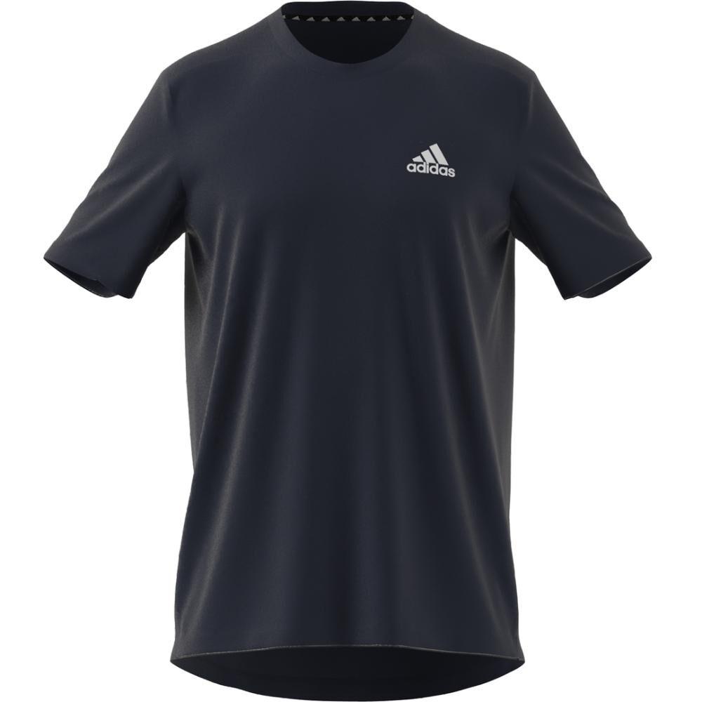 Polera Hombre Adidas Aeroready Designed To Move Sport image number 5.0