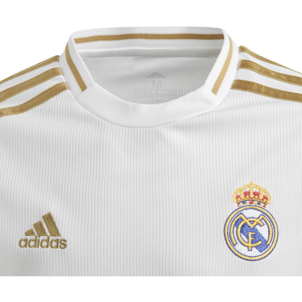 Camiseta De Fútbol Adidas Real Madrid image number 4.0