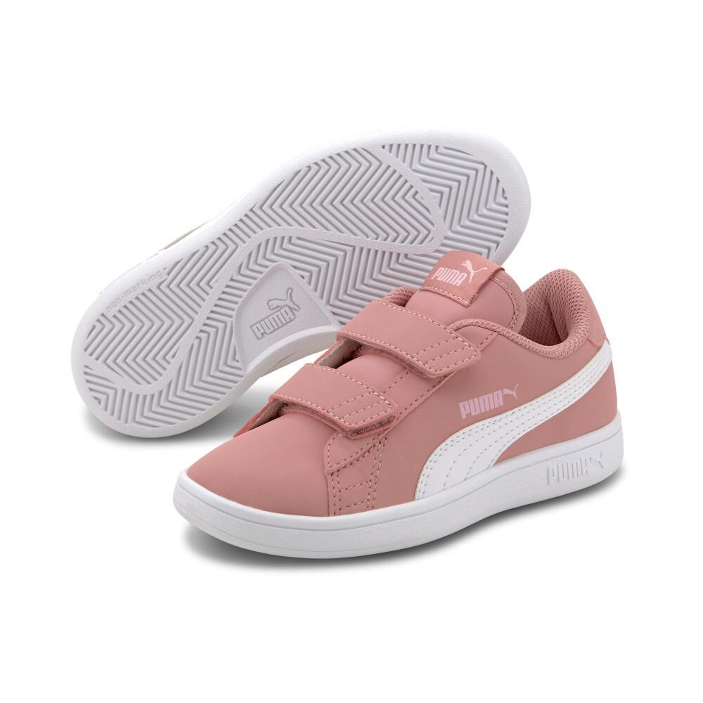 Zapatilla Unisex Puma Smash V2 Buck V Ps image number 4.0