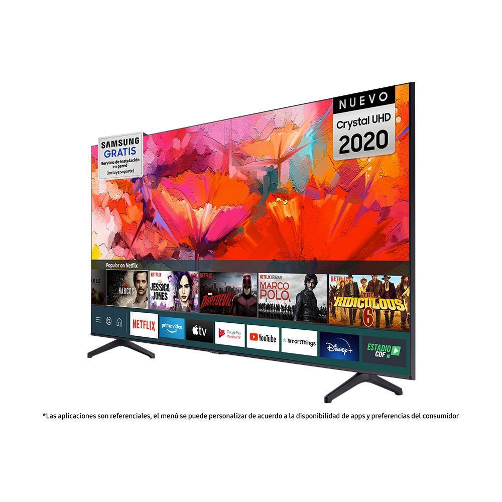 Led Samsung TU6900 / 65'' / Crystal UHD 4K / Smart Tv 2020 image number 1.0