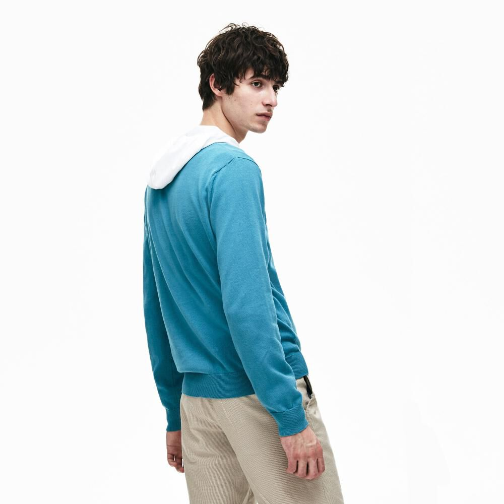 Sweater Hombre Lacoste image number 1.0