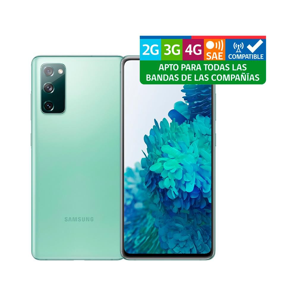 Smartphone Samsung S20fe Verde / 128 Gb / Liberado image number 6.0