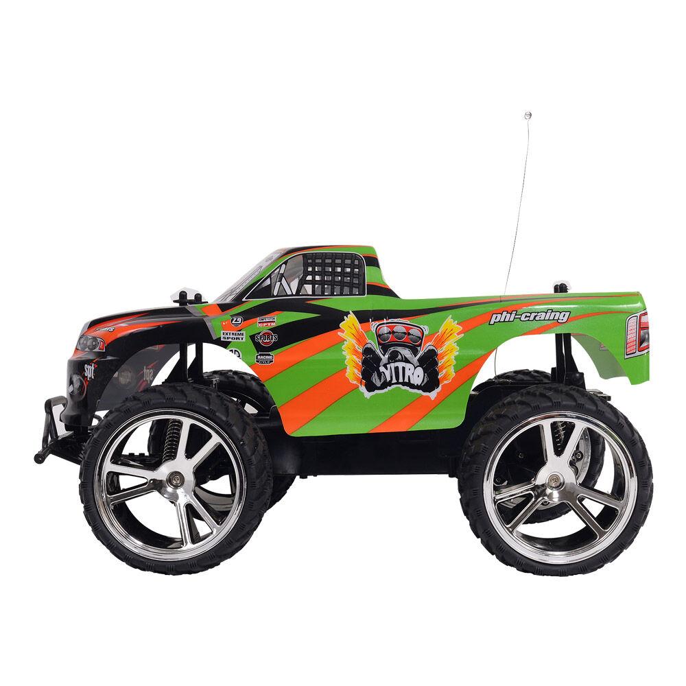 Camioneta Radio Controlada Jf043917 image number 1.0