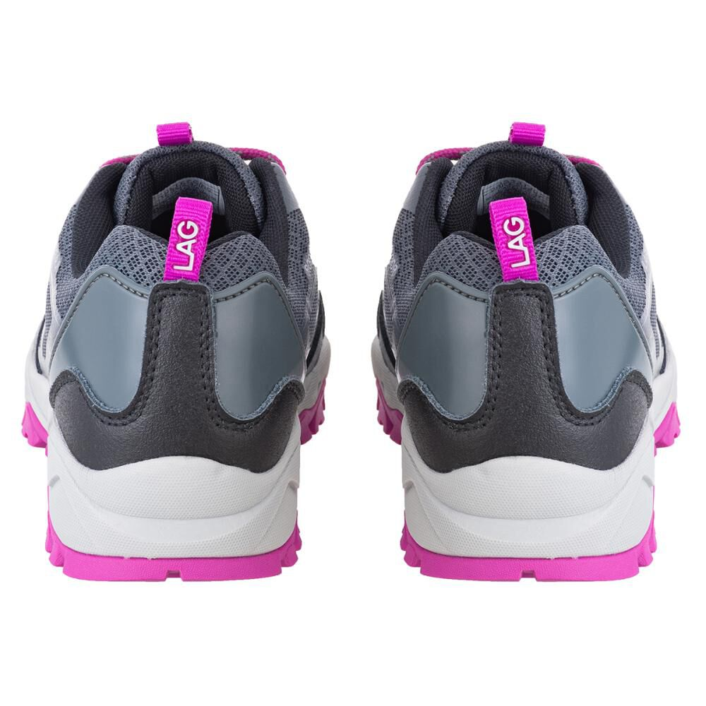 Zapatilla Outdoor Mujer Lag image number 5.0