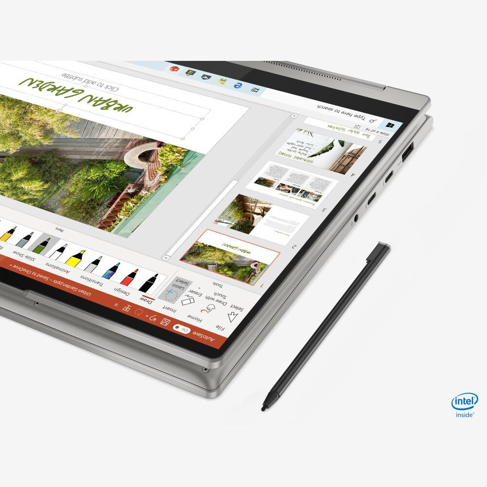 "Notebook Lenovo Yoga 9 14itl5 / Mica / Intel Core I5 / 16 Gb Ram / 1 Tb Ssd / 14"" image number 7.0"