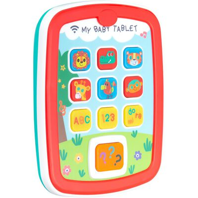 Tablet Interactiva Baby Way Bw-jp23