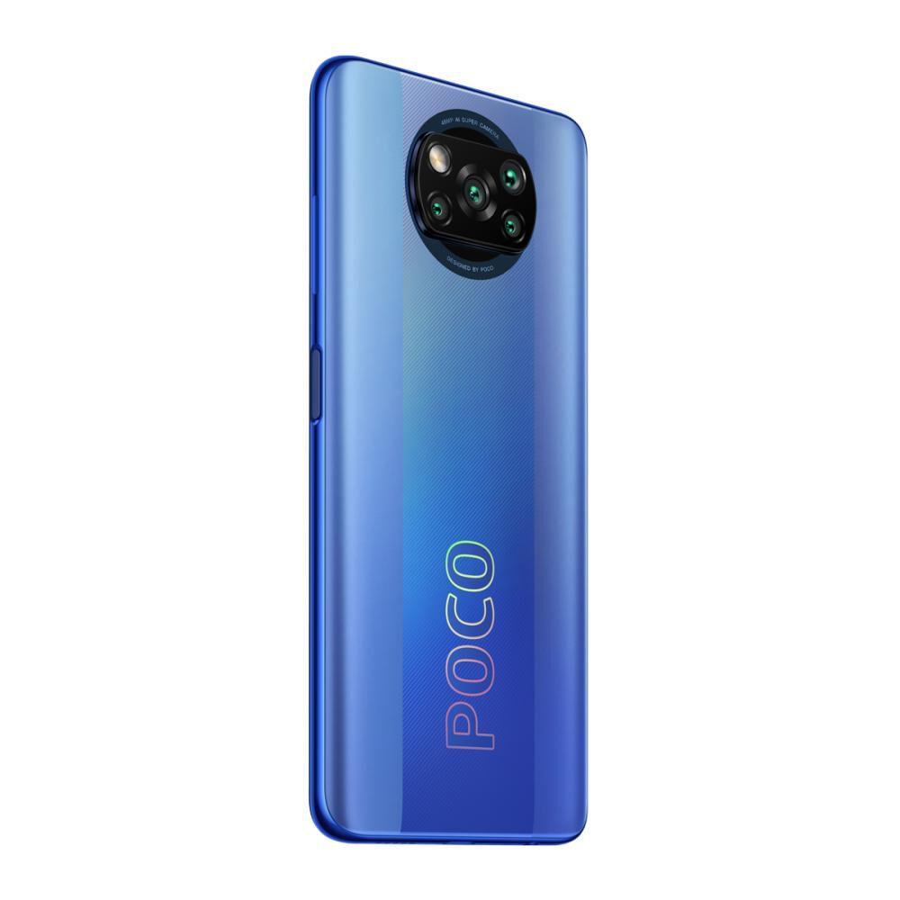 Smartphone Xiaomi Poco X3 Pro Frost Azul / 128 Gb / Liberado image number 4.0