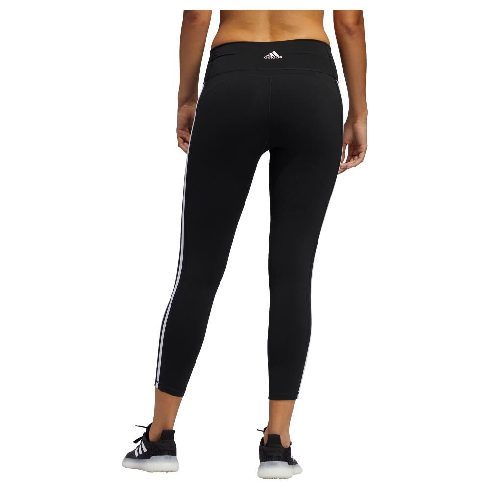 Calza Mujer Adidas Believe This 2.0 3 Stripe 7/8 Tight image number 2.0