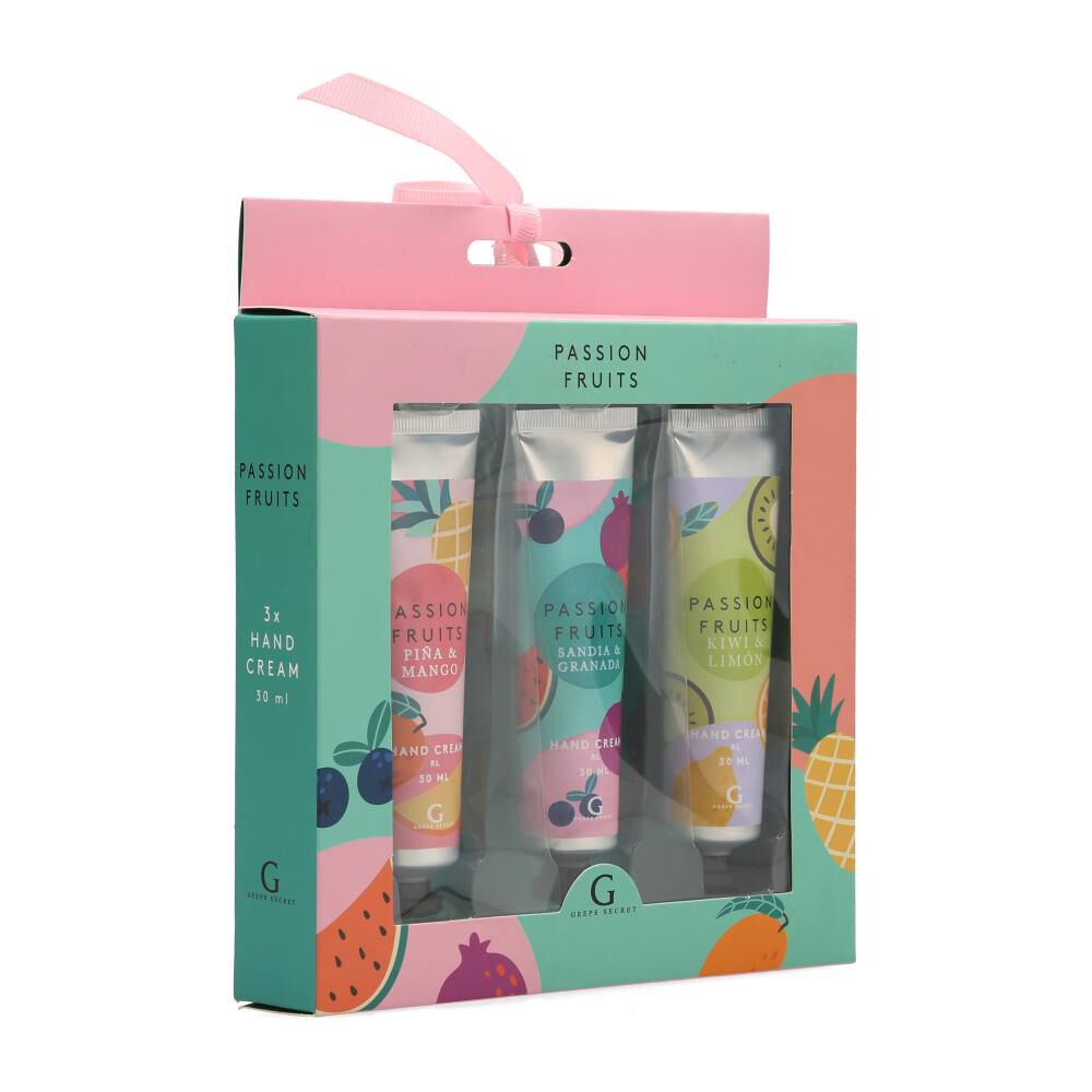 Pack Cremas Body Care Passion Fruits image number 1.0