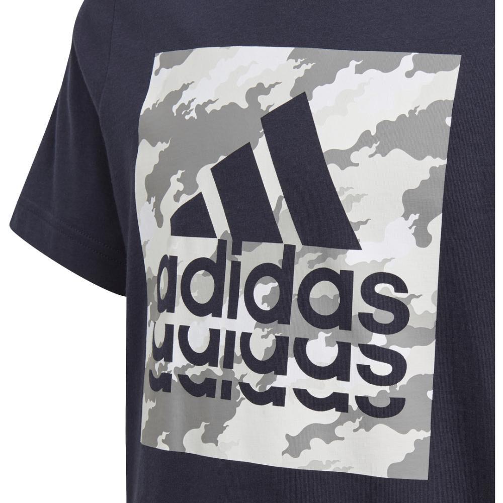 Polera Hombre Adidas Boys Graphic T-shirt image number 5.0