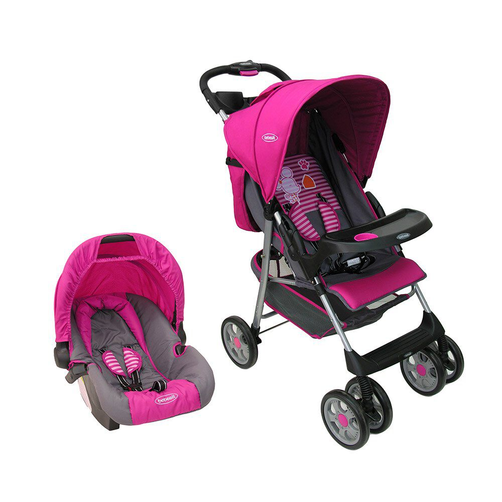 Coche Travel System Bebesit E1001 image number 1.0