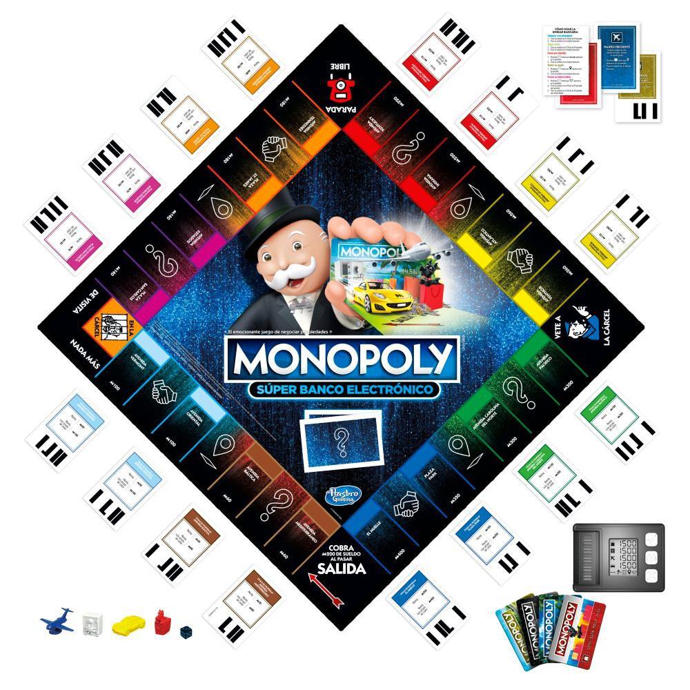 Monopoly Súper Banco image number 1.0