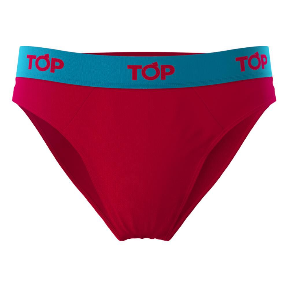 Pack Slips Hombre Top / 6 Unidades image number 4.0