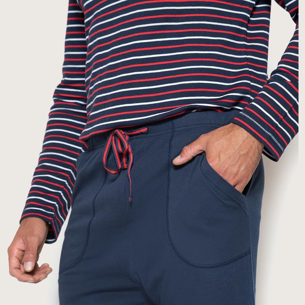 Pijama Hombre Palmers / 2 Piezas image number 4.0