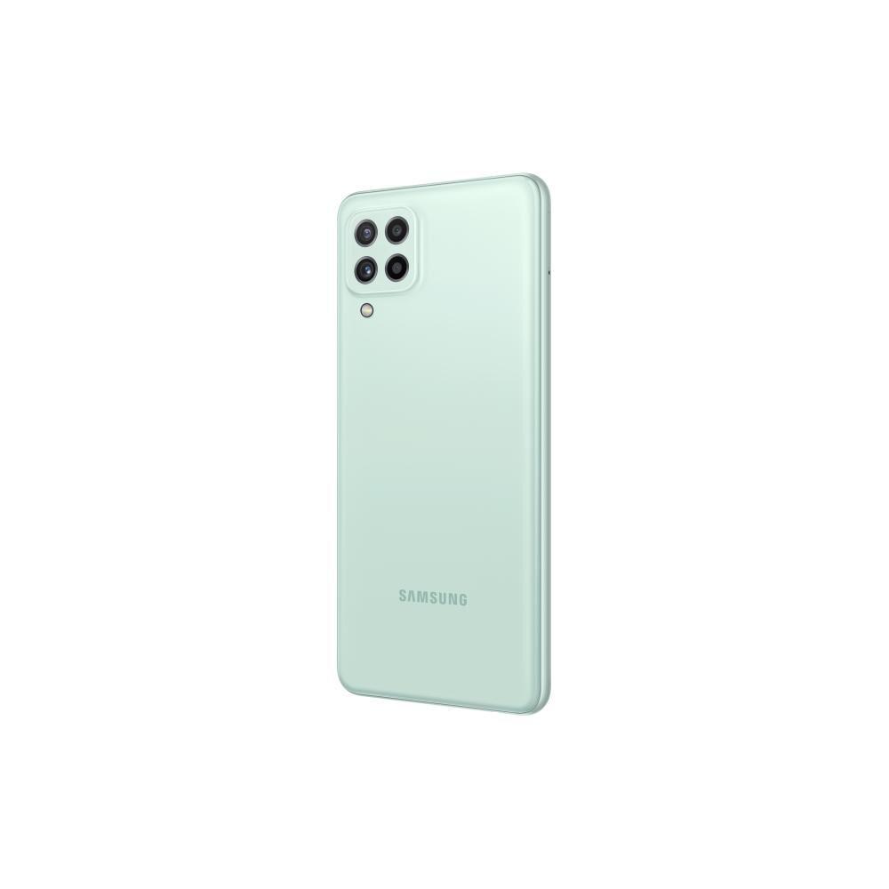 Smartphone Samsung Galaxy A22 Menta / 128 Gb / Liberado image number 3.0