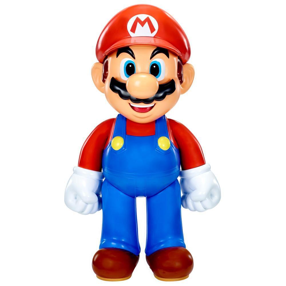 Figura Coleccionable Nintendo Figura Grande Super Mario image number 2.0