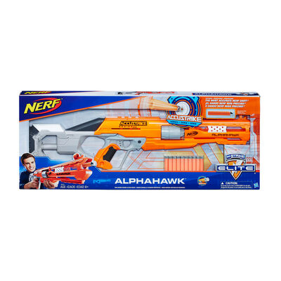 Pistola De Juguete Hasbro Nerf N Strike Elite Alphahawk