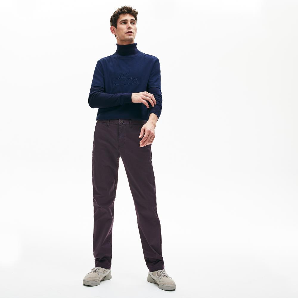 Pantalon Hombre Lacoste image number 0.0
