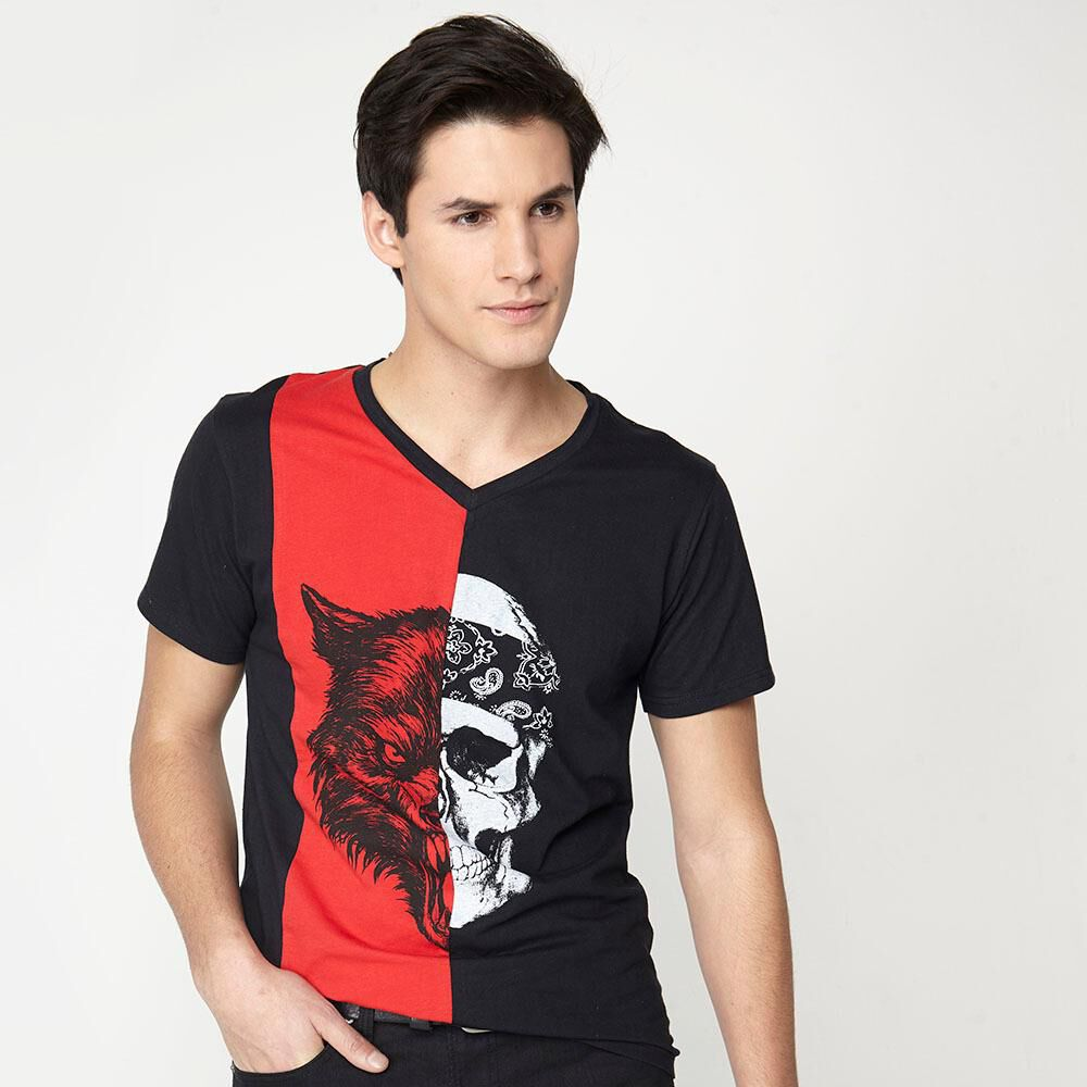 Polera  Hombre Rolly Go image number 0.0