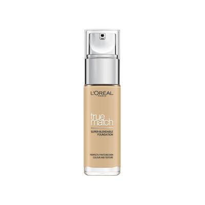 Base Maquillaje L'Oreal Base True M. 2.0W  / Gold Almond