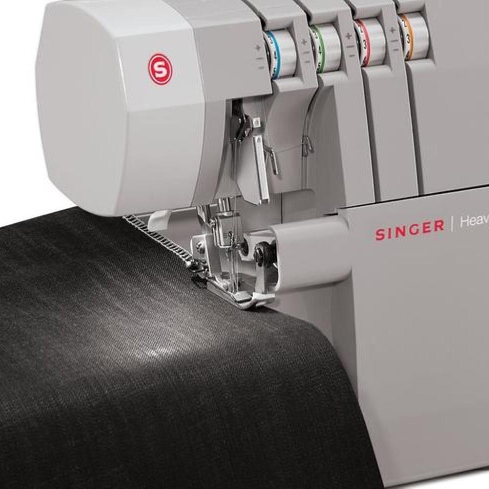 Máquina Overlock Singer 14hd854 image number 1.0
