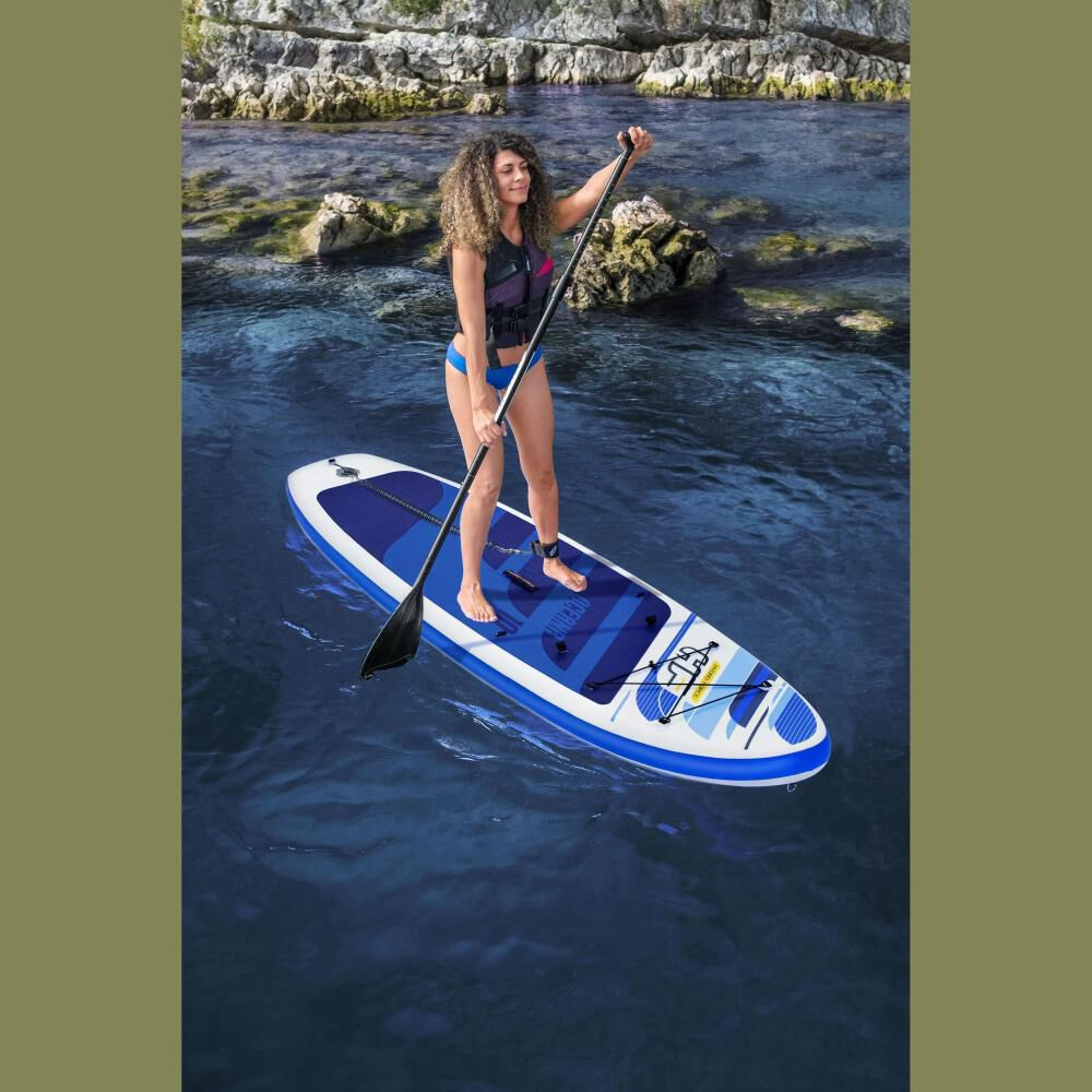 Oceana Convertible All-around Bestway Stand Up Paddle / 1 Adulto image number 4.0