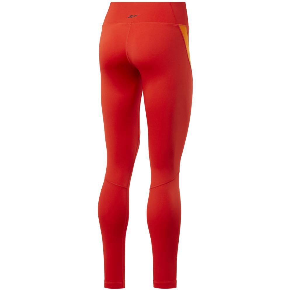 Calza Mujer Reebok Workout Ready Vector Logo Tight image number 6.0