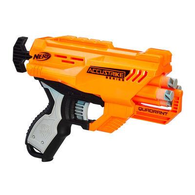 Pistola De Juguete Hasbro Nerf N Strike Elite Quadrant