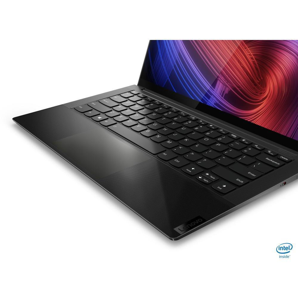 "Notebook Lenovo Yoga Slim 9 14itl5 / Shadow Black / Intel Core I7 / 16 Gb Ram / 1 Tb  Ssd/ 14"" image number 6.0"