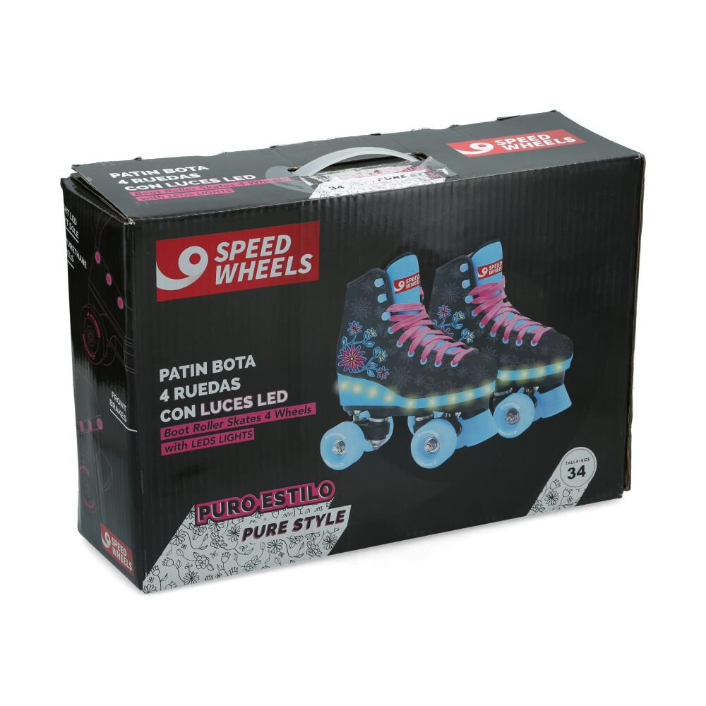 Patines Hitoys Kds-20a-C image number 1.0
