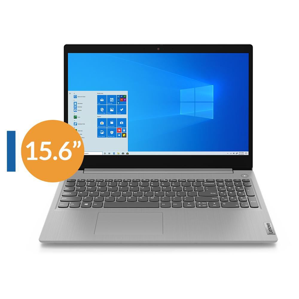 Notebook Lenovo Ideapad 3 154DA05 / AMD Athlon Silver / 4 GB RAM / 500 GB / 15.6'' image number 1.0