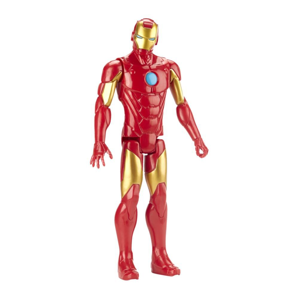 Figura De Accion Avenger Titan Hero Movie Iron Man image number 3.0