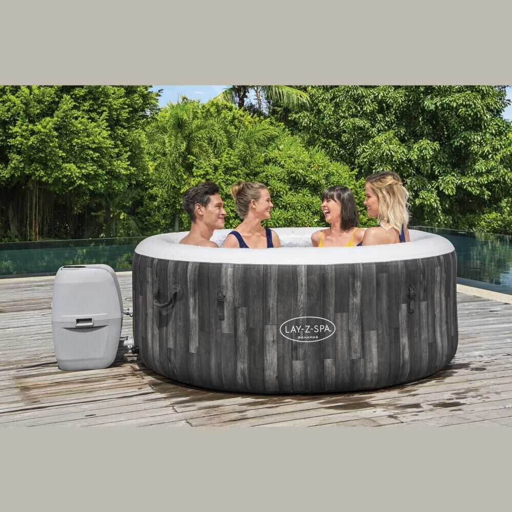 Spa Inflable Bahamas Airjet Lay-z Bestway / 2-4 Personas image number 6.0