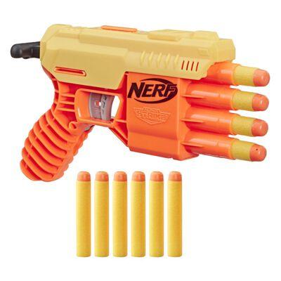 Lanzardor De Dardos Nerf Alphastrike Fang Qs-4 Blaster