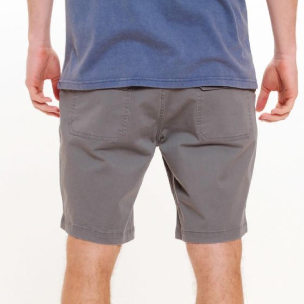 Short Hombre Maui Gris image number 1.0