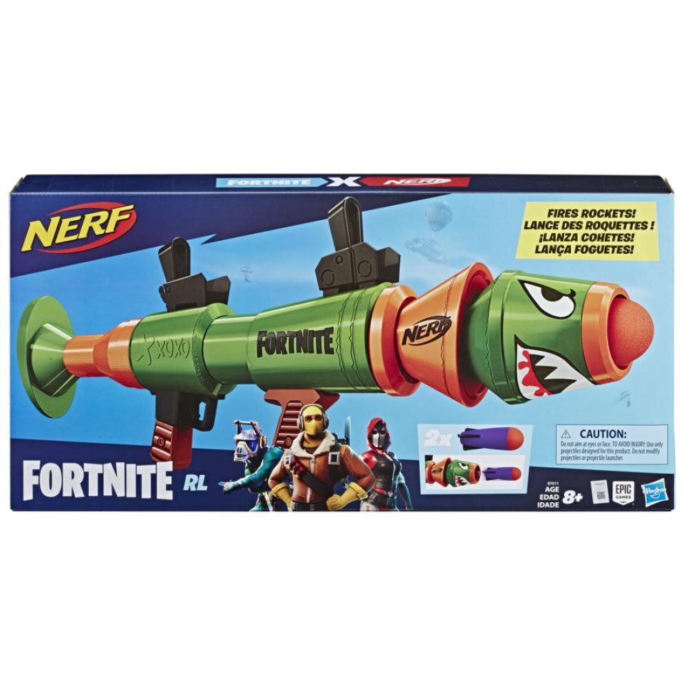 Lanzardor De Dardos Nerf Fortnite Rl image number 0.0