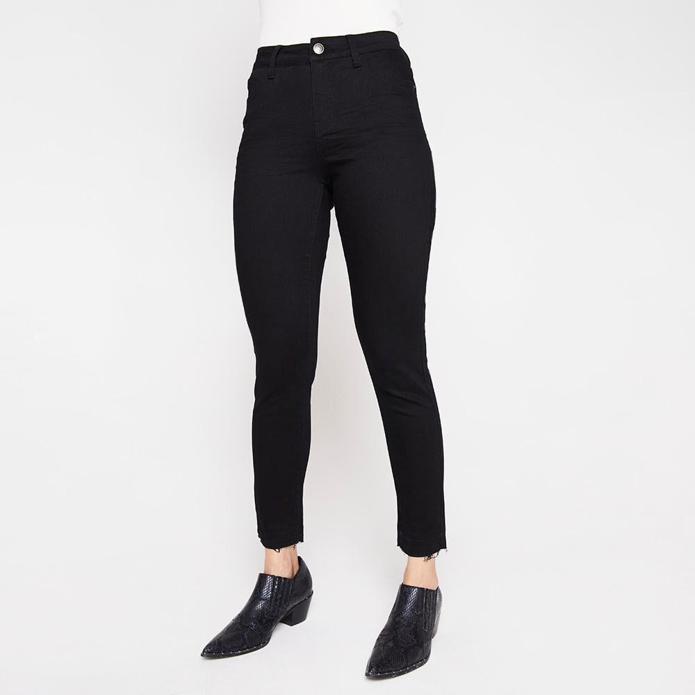 Jeans Mujer Tiro Medio Skinny Kimera image number 0.0