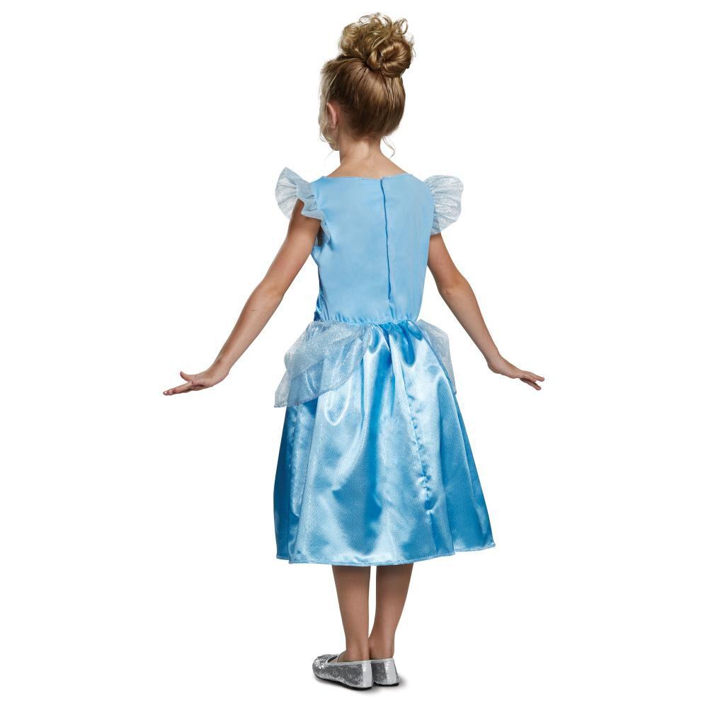 Disfraz Para Niña Princesas Disney Cenicienta image number 1.0