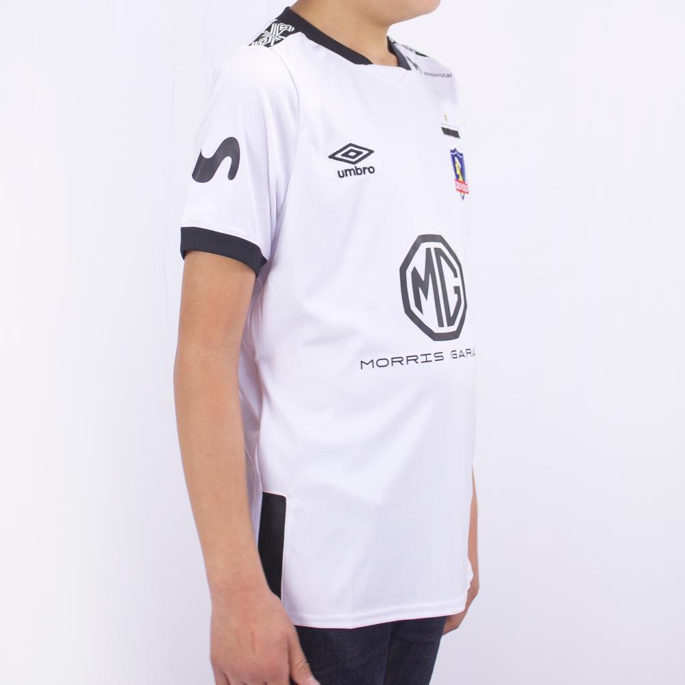 Camiseta De Futbol Niño Umbro Colo Colo image number 1.0