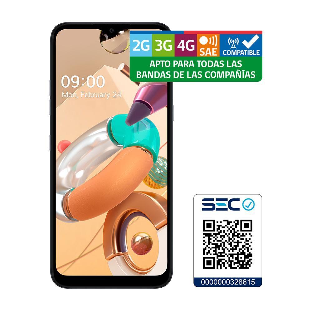 Smartphone Lg K41s Titan / Blue / 32 Gb / Movistar image number 6.0