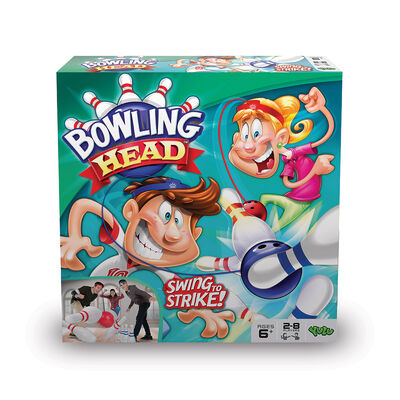 Juguete Game Bowling Head