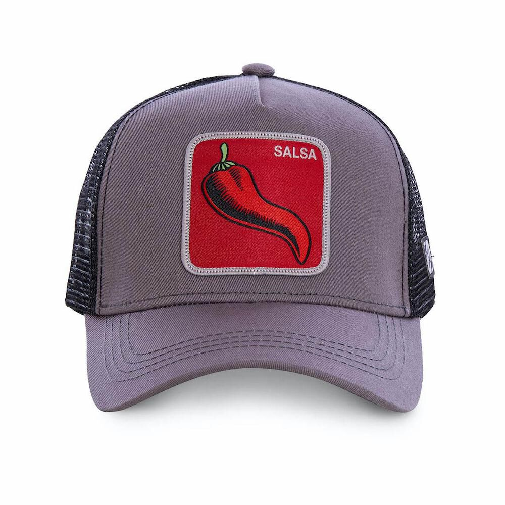 Jockey Trucker Freegun Ajustable Rojo/gris image number 0.0