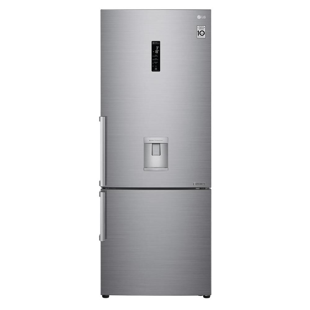 Refrigerador Bottom Freezer LG LB45SGP / No Frost / 442 Litros image number 0.0
