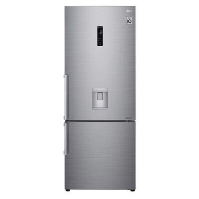 Refrigerador Bottom Freezer LG LB45SGP / No Frost / 442 Litros