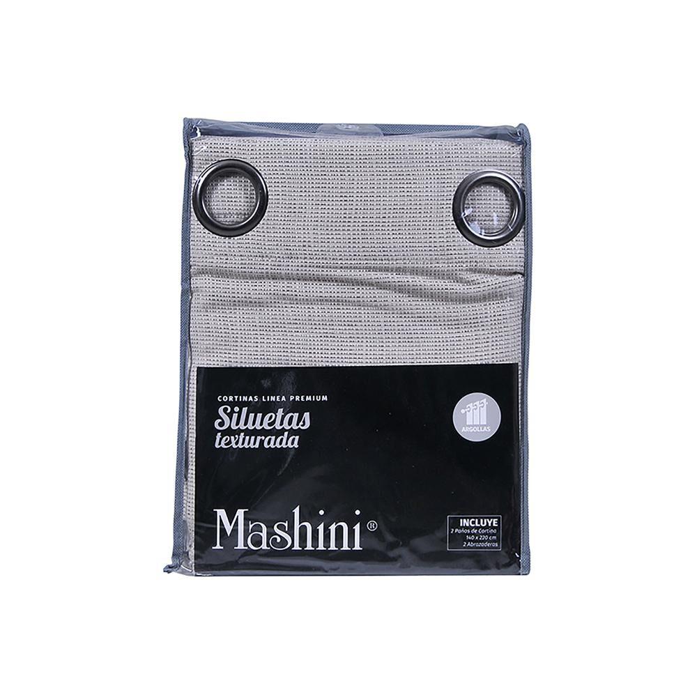 Cortina Mashini Silueta image number 3.0