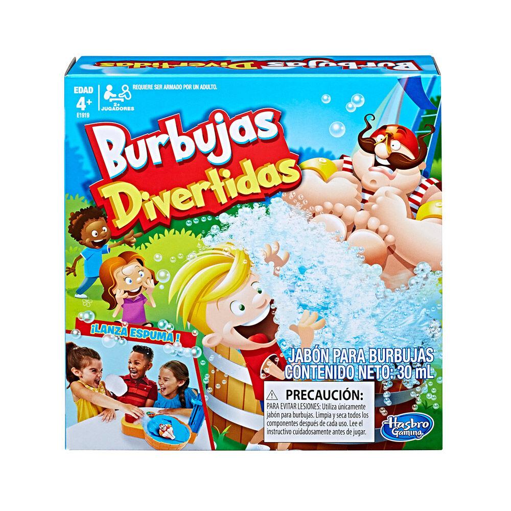 Juego Hasbro Gaming Burbujas Divertidas image number 0.0