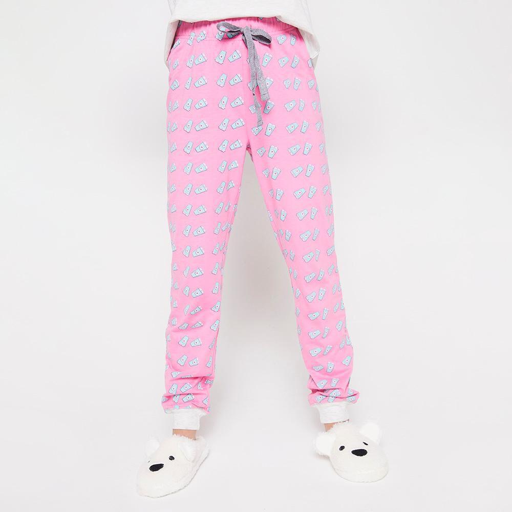 Pantalón De Pijama Mujer Freedom / 1 Piezas image number 0.0
